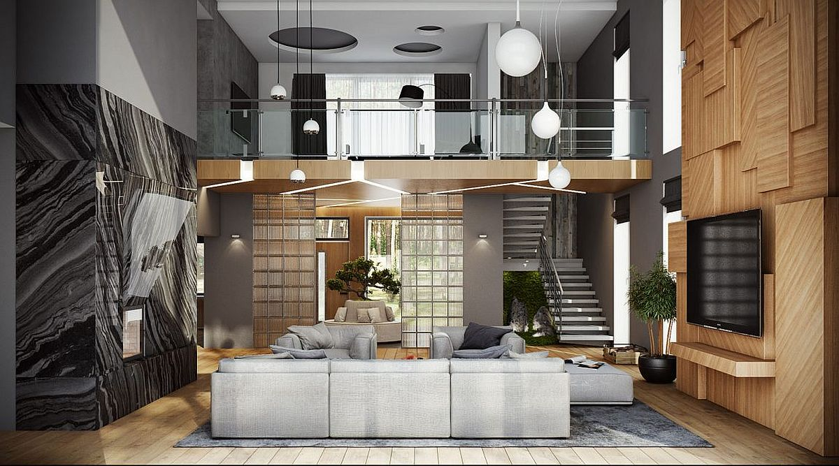 A Treat For The Senses Ultra Modern Moscow Home Visualized By Buro 108