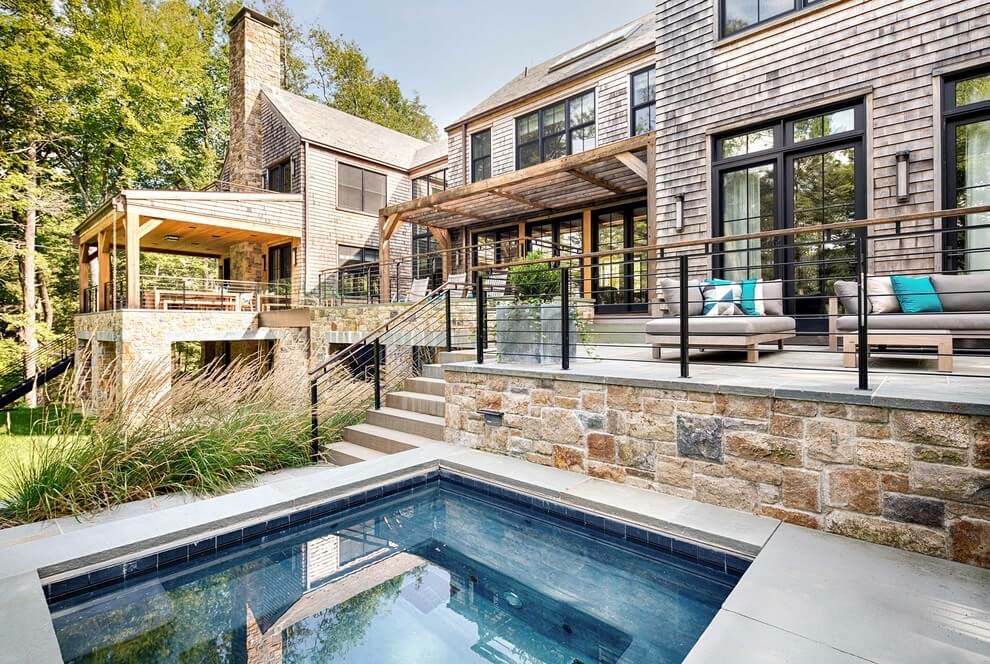 Lakeside Retreats A Treehouseinspired Lakeside Retreat In Westchester Country