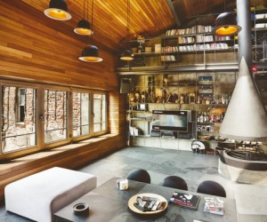 A Turkish bachelor loft thats totally decked out