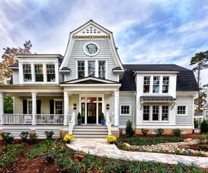 A Virginia Beach Cottage Showcases A Fresh, Coastal-Chic Vibe