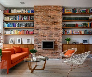 A Williamsburg Row House Gets a Modern Update