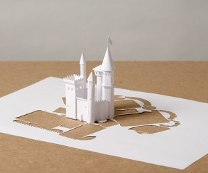 A4 Papercuts by Peter Callesen