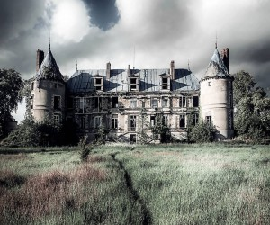 Abandoned Belgium: Stunning Urbex Photography by Valerie Leroy