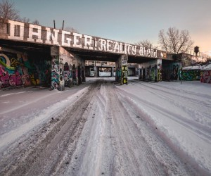 Abandoned Detroit: Spectacular Urbex Photography by Lauren Grieshaber