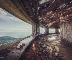 Abandoned Europe: Fantastic Urbex Photography by Natalia Sobaska