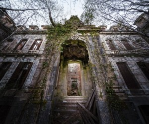 Abandoned Europe: Stunning Urbex Photography by Roel van Wanrooy