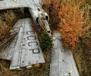 Abandoned Russia: Spectacular Urbex Photography by Lana Sator