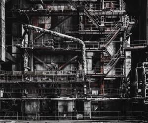 Abandoned World: Incredible Urbex Photography by Simon Yeung