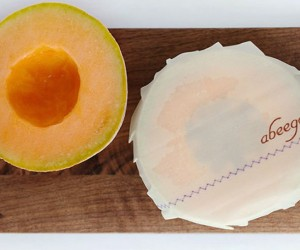 Abeego: Reusable Beeswax Food Wrap