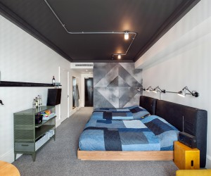 Ace Hotel London Shoreditch by Universal Design Studio