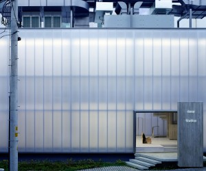 Acne Studios Korea Flagship by Sophie Hicks