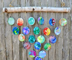 Acoustic Delights: 15 Stylish Wind Chime Crafts