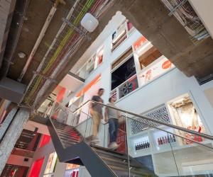 Acrylicize Designs Memorabilia Wall for Coca-Cola HQ UK