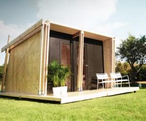 Adaptive charm: the ViVood modular cabin