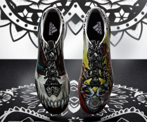 adidas Limited Edition adizero F50 Tattoo Pack