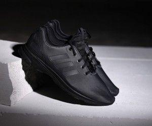 adidas Originals ZX Flux NPS Triple Black