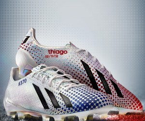 Adidas unveils F50 to Celebrate Messis Goal Record