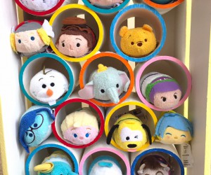Adorable DIY Tsum Tsum Toys