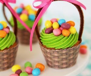 Adorable Easter Cupcake Ideas