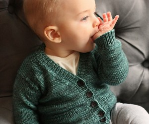 Adorable Knitted Sweaters for Baby Boys