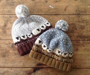 Adorable Winter Hats For Anyone Who Works With Yarn