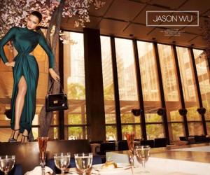 Adriana Lima for Jason Wu Fall Winter 2014.15
