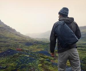 Adventure backpack designed in denmark