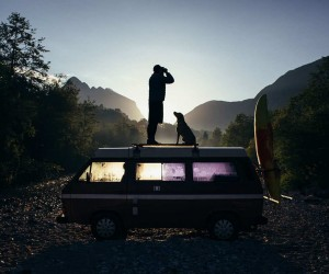 Adventure Photography by Anze Osterman
