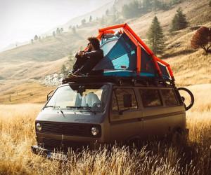 Adventure VW Syncro Van