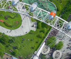 Aerial London Photography by Jason Hawkes