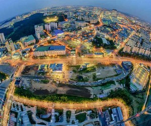 Aerial Photography by Gyun Woo