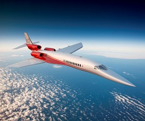 Aerion AS2 Private Supersonic Jet