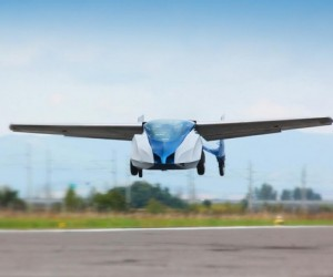Aeromobil Flying Car is For Real Life Batman