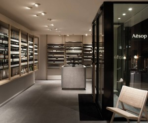 Aesop ABC-Viertel by Vincent Van Duysen Architects