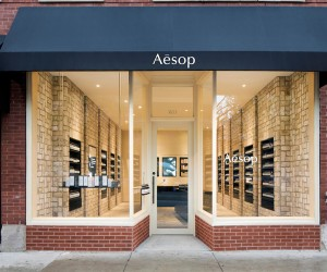 Aesop Bucktown Store  by Norman Kelley