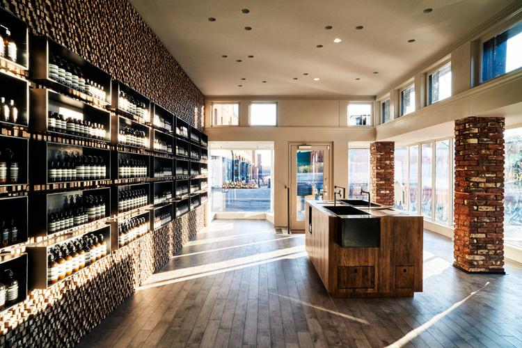 Aesop Georgetown Store By Tacklebox