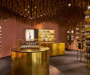 Aesop ION store in Singapore by Snhetta