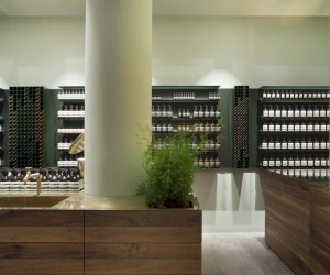 AESOP Kaiserplatz Store by Philipp Mainzer
