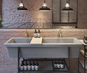 Aesop Marylebone store by Studio KO
