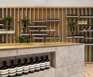 AESOP Mile-End by Naturehumaine, Montral