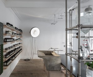 Aesop Nottingham Store by Cigu