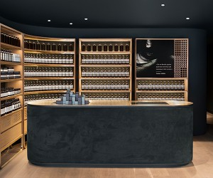 Aesop Petite Bourgogne Store by Alain Carle
