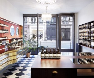 Aesop Saint-Sulpice store by Dimore Studio