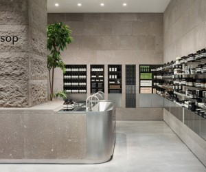 Aesop Sapporo Stellar Place Store by Case-Real