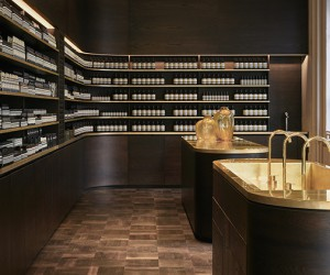 Aesop Wellington Store by Knight Associates