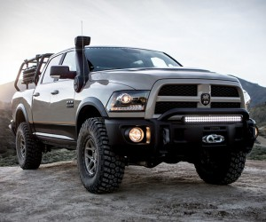 AEV Recruit Ram Pickup
