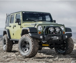 AEV Wrangler Package