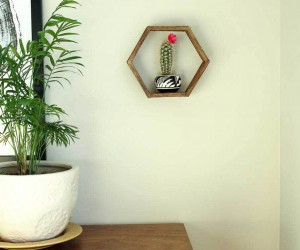 Affordable Home Makeover Ideas: DIY Shelves that are Easy to Craft