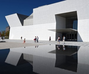 Aga Khan Museum in Toronto by Fumihiko Maki