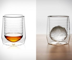 Aged  Ore Duo Glass